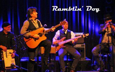Ramblin' dog
