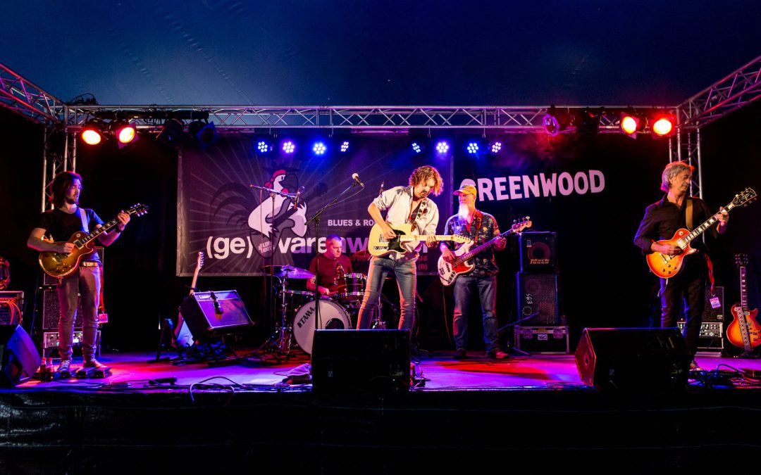 GreenwoodPlaying Peter Greens Fleetwood Mac